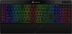 Corsair K57 RGB Draadloos Qwerty Membraan Gaming Toetsenbord - Backlit RGB LED - Zwart