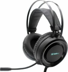 Sandberg 126-22 hoofdtelefoon/headset Hoofdband 3,5mm-connector Zwart