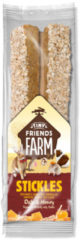 Supreme Tiny Friend Farm Stickle 100 g - Knaagdiersnack - Haver&Honing