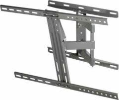 Zwarte Vivanco Full Motion TV beugel tot 65 inch - draaibaar en kantelbaar - BFMO 6060