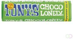 Chocolade Tony's Chocolonely reep 47gr amandel zeezout