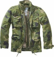 Brandit Jas - Jack - M65 - Giant - zware kwaliteit - Outdoor - Urban - Streetwear - Tactical - Jacket Jack - Jacket - Outdoor - Survival Heren Jack Maat L