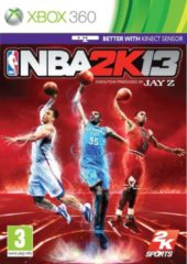 NBA 2K13 - X360