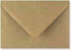 Bruine EnveloppenGigant.nl Geribbelde Kraft C5 enveloppen 16,2 x 22,9 cm 100 stuks