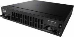 Zwarte Cisco ISR 4321 - Router