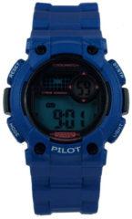 Coolwatch by Prisma CW.276 Kinderhorloge Pilot digitaal blauw 35 mm