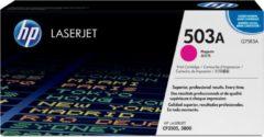 HP 503A - Q7583A Tonercartridge / Magenta