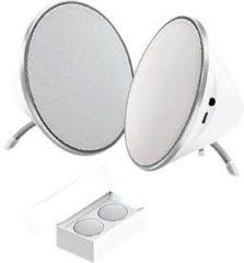 Bluetooth-Lautsprecher Point, Freisprechfunktion, einzeln oder im 2er-Set