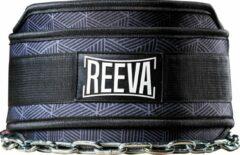 Zwarte Reeva Dip Belt - Dip Riem