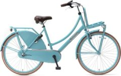 Popal Daily Dutch Basic+ Kinderfiets - 26 inch - 3 versnellingen - Turquoise