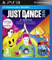 PlayStation 3 PS3 Game Just Dance 2015