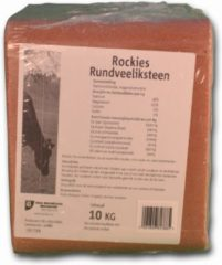 Rockies Rundveeliksteen - Supplement - 10 kg