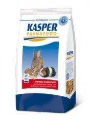 Kasper Faunafood Konijnenvoer Met Rode Wortel - Konijnenvoer - 3.5 kg Gemengd
