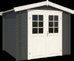 Outdoor Life Products | Blokhut Ingo 230 | Carbon Grey | 250x250