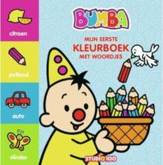 Studio 100 Kleurboek Bumba Junior 25 X 25 Cm Papier 48 Pagina's