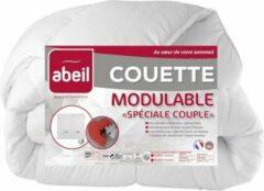 ABEIL Couette MODULABLE Speciaal koppel 220x240cm