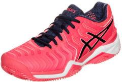 Rosa ASICS Gel-Resolution 7 Clay Tennisschuh Damen