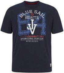 Jan Vanderstorm T-Shirt EINOJOHANI Jan Vanderstorm dunkelblau