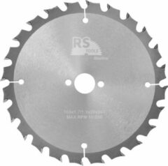 BS tools BlueLine HM zaag BlueLine Ø165 x 1,7 x 20 mm T=24 WZ (spaanbegrensd)