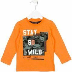 Oranje Sweater Losan 725 1013AC