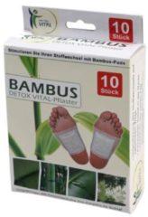 10er Pack Bambuspflaster