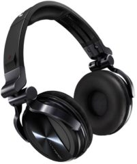 Pioneer HDJ-1500-K zwarte DJ Hoofdtelefoon
