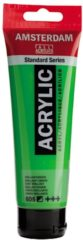 Groene Royal Talens Standard tube 120 ml Briljantgroen halfdekkende acrylverf briljant groen