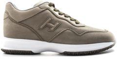 HOGAN Sneakers trendy uomo marrone