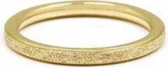 Gouden La Label Jewelry Ring dusty glamour slim gold