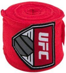 UFC SportbandageUnisex - rood/zwart/grijs