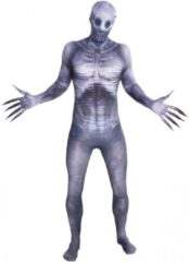 Paarse Morphsuits™ The Rake morphsuit - SecondSkin - Verkleedkleding - 164/176 cm