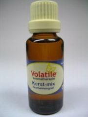 Volatile Kerst-Mix Aromamengsel, 10 Ml
