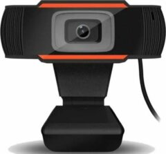 Oranje Jumalu webcam 1080P - voor PC camera en Laptop - Windows en Mac - Ingebouwde microfoon