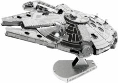 Metalen bouwpakket Metal Earth MMS251 Star Wars Millenium Falcon