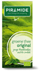 Piramide Groene Thee Eko Original (20st)