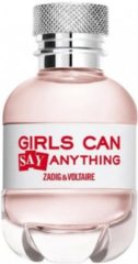 Zadig & Voltaire Girls Can Say Anything eau de toilette Vrouwen 30 ml