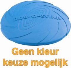 Beeztees Rubber Frisbee Dog - Apporteren - Assorti - 18 cm