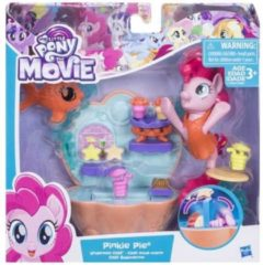HASBRO My Little Pony Project Twinkle Scene Packs // A2 B4 C6 E1 (5750682)