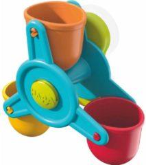 Haba badspeelgoed knikkerbaan watereffecten multicolor 3-delig