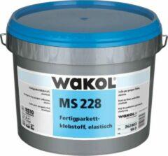Houtlijm - Wakol - MS 228 - Kant en klaar - Parketlijm - 18KG - Eiken/Beige