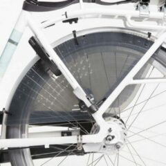 Transparante Yepp Universele Jasbeschermer IE Feet 26 28 Inch 2 Stuks