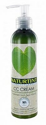Afbeelding van Naturtint CC cream anti ageing 200 Milliliter
