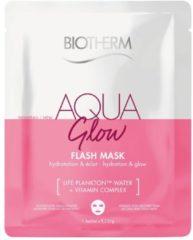 Biotherm Aquasource Aqua Glow Flash Masker 31 gr