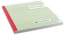 Doorschrijfboek bestelbon Manifold Exacompta zelfkopiërend 21 x 18 cm 50 pagina's drie exemplaren