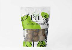 VeggiePet | Sweet Potato Knotted Bone | Voordeelbundel van 3 zakjes | Hondensnack
