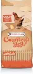 Versele-Laga Country`s Best Gold 4 Gallico Pelletlegkorrel - Kippenvoer - 20 kg Vanaf 1e Ei