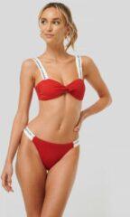Rode Calvin Klein Jeans Women Beachwear 166607