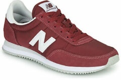Bordeauxrode Lage Sneakers New Balance 720