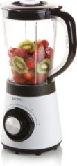 Domo DO9203BL - Blender - 500W - 1,5L - Zwart/Wit
