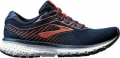 Brooks Brooks Ghost 12 Sportschoenen - Maat 36 - Vrouwen - blauw/oranje
